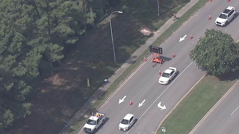 Gas Leak In Car >> 3 Businesses Evacuated After Cary Gas Leak