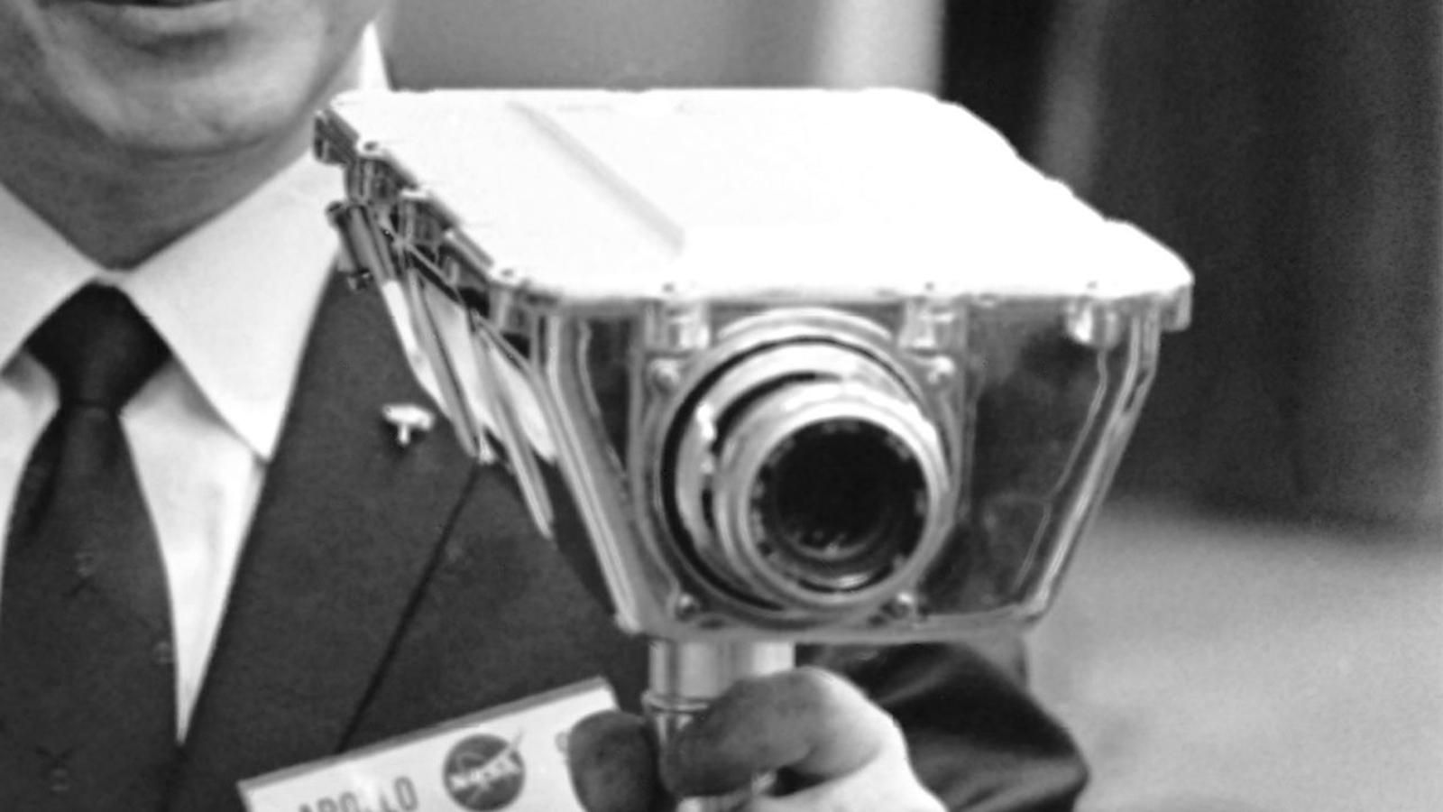 Apollo 11 anniversary: This camera let the world watch historic Apollo 11 moonwalk