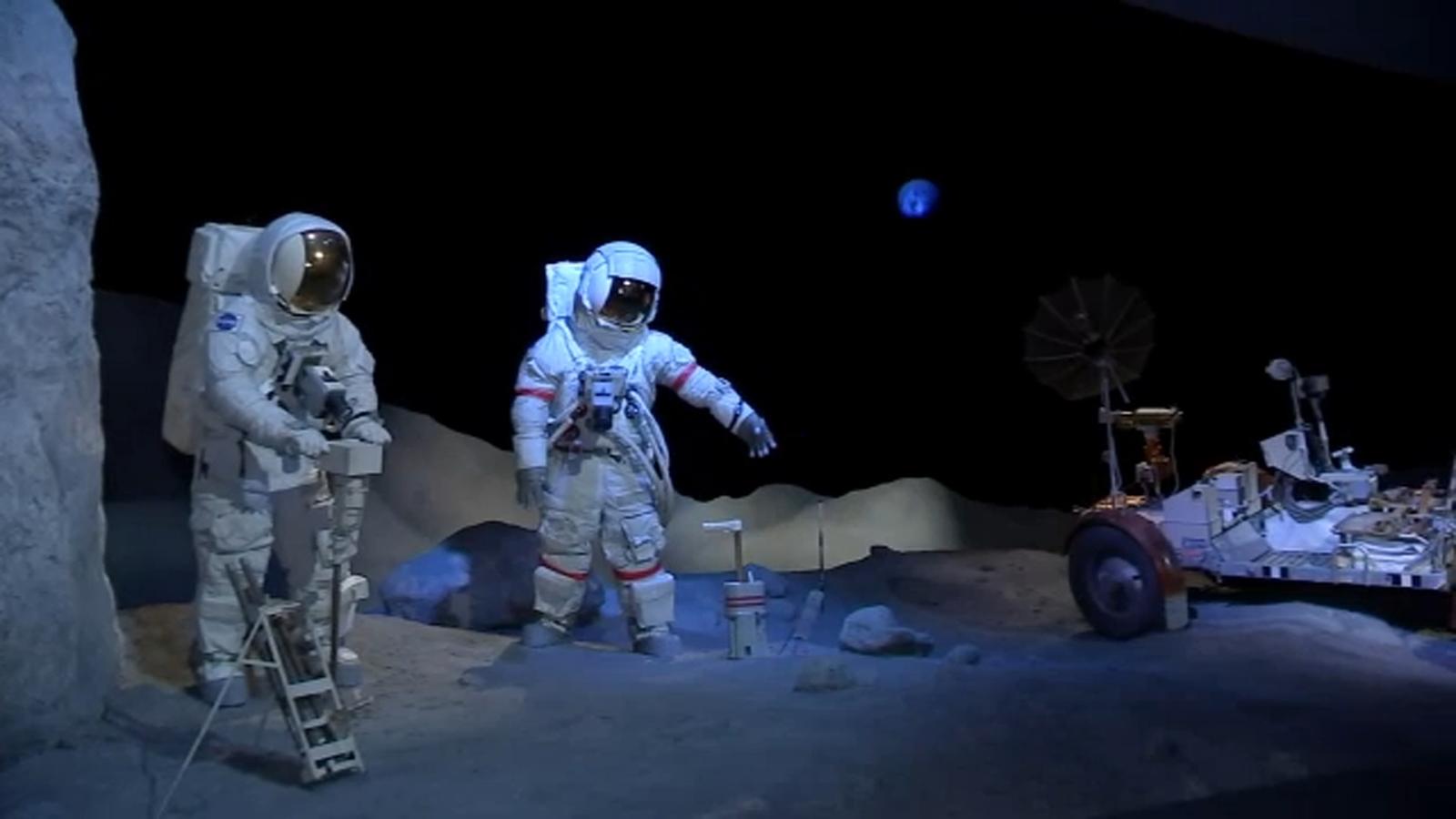 space center houston apollo anniversary - photo #16