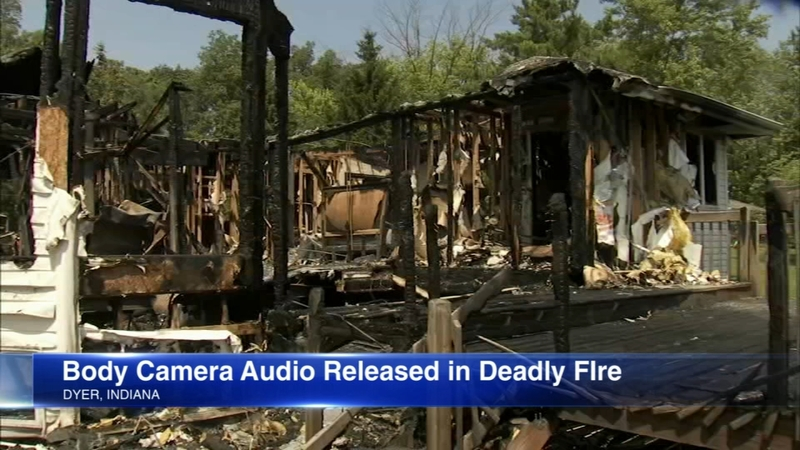 Bodycam Audio From Deadly Dyer Indiana House Fire Released