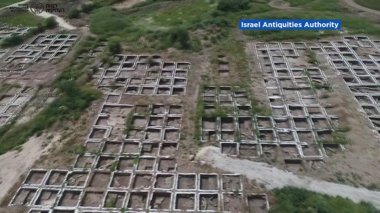 Ancient City Found Near Jerusalem, Israel