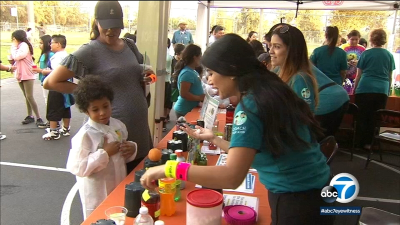 Annual summer program offers free health services for kids