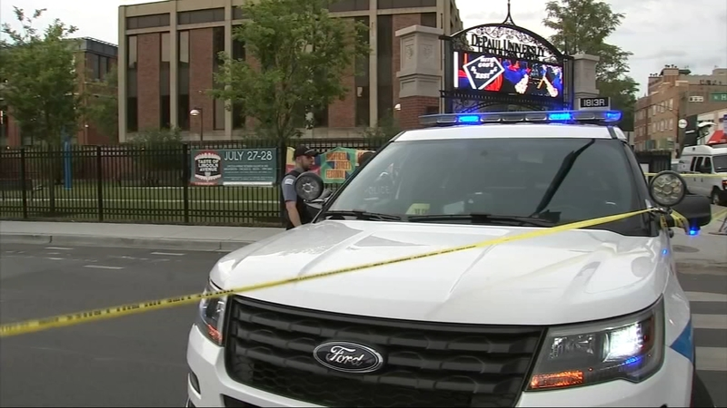 Woman critically injured after throat slashed near DePaul