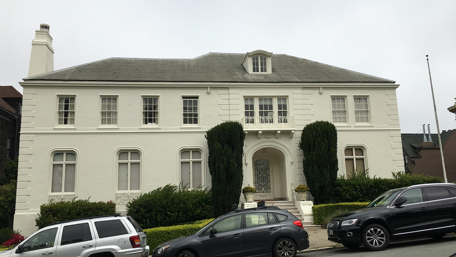 Couple fighting eviction from multi-million dollar San Francisco home