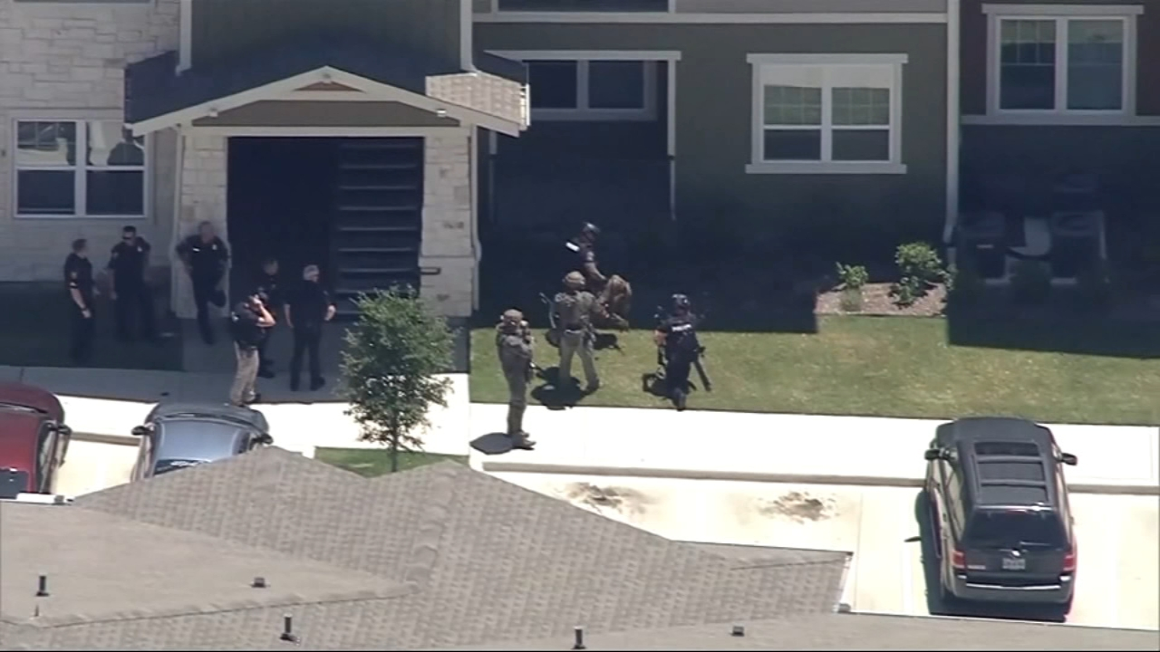 Suspect killed after using child as human shield during SWAT standoff