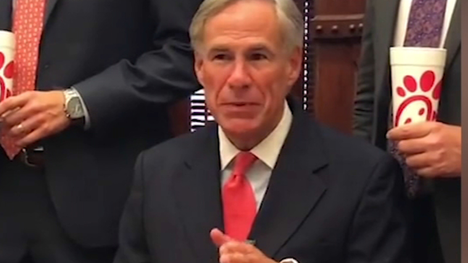 Governor Greg Abbott signs Chick-fil-A law to protect 'religious liberty'