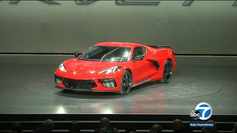 New Corvette Stingray >> A Look At The New 2020 Corvette Stingray