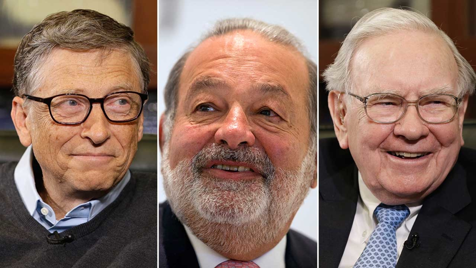 PHOTOS: Forbes releases 2015 list of worlds richest