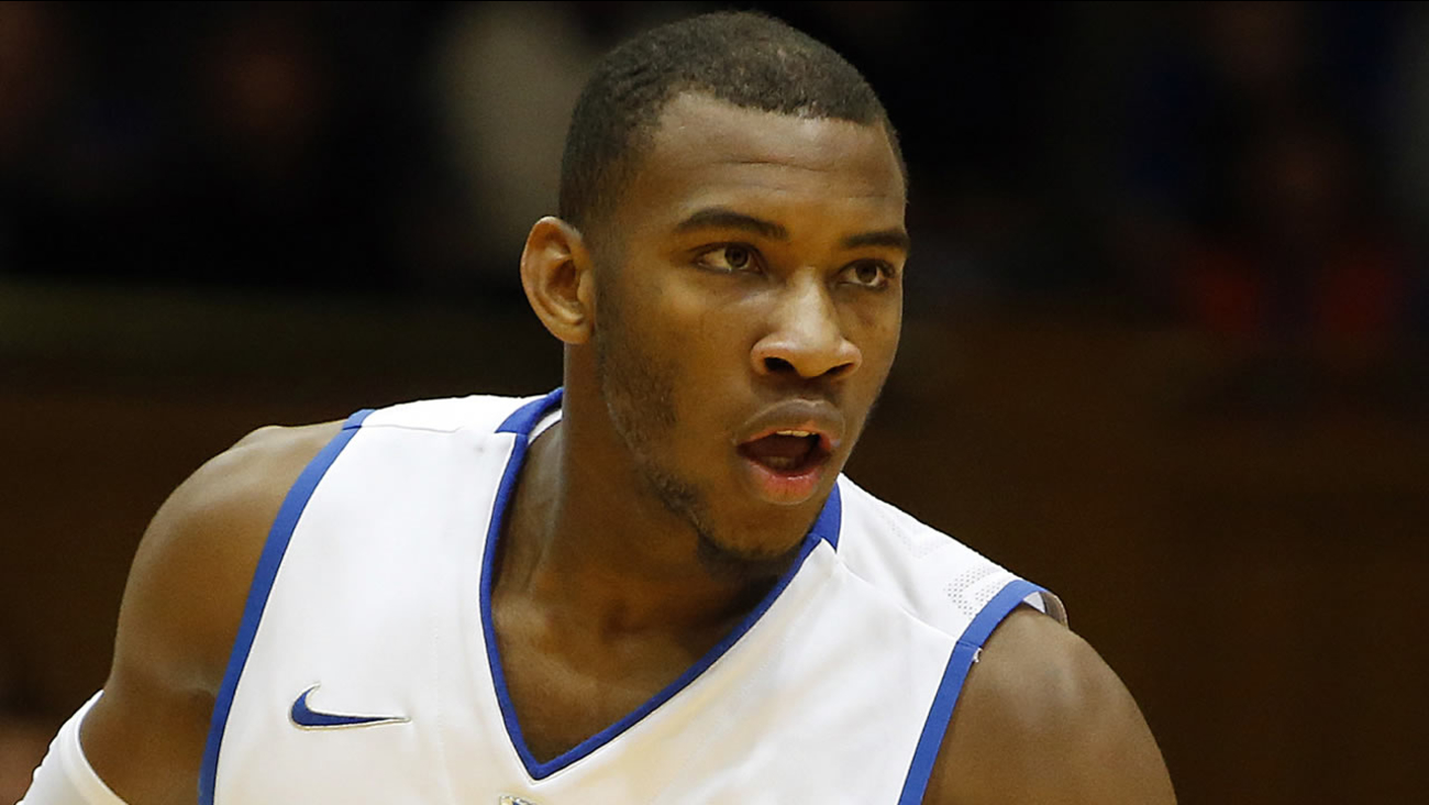 Duke's Rasheed Sulaimon
