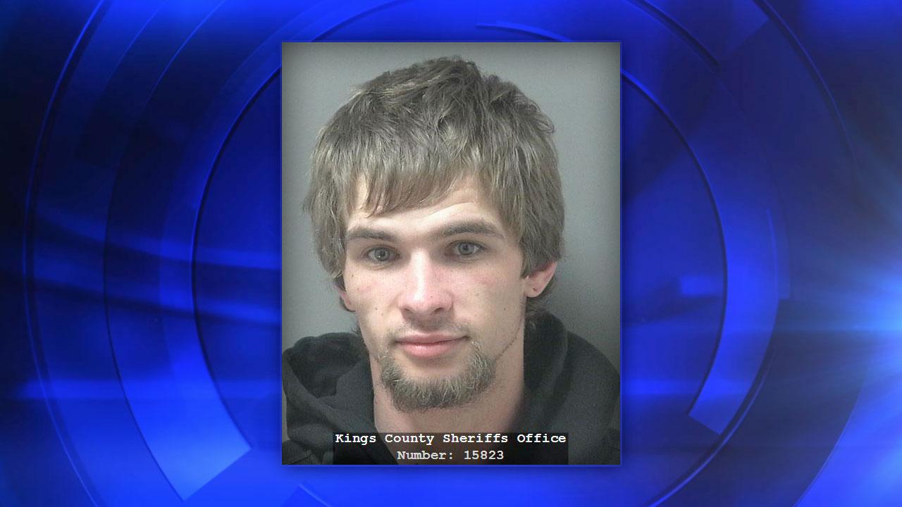 Lemoore burglary suspect Brock Kincaid