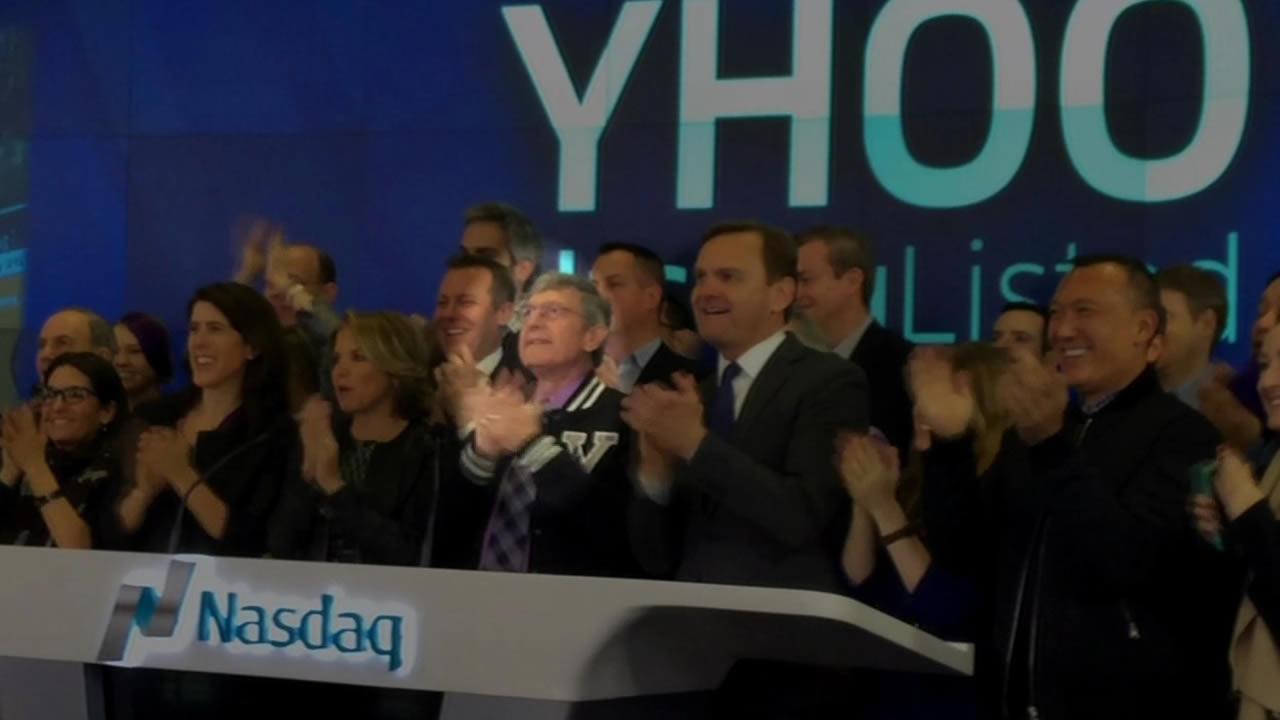 Yahoo Chief Financial Officer Ken Goldman