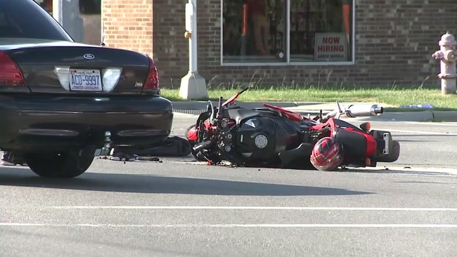 Motorcycle accident | abc11 com