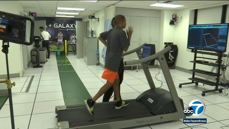 CHLA program helps young athletes avoid common overuse injuries