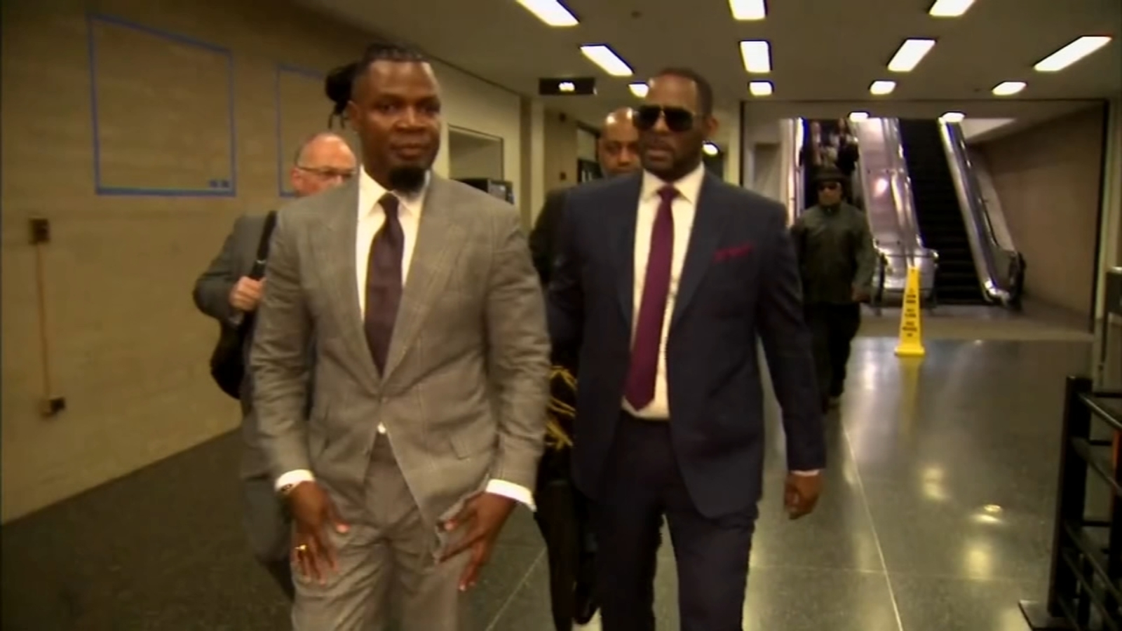 R. Kelly crisis manager Darrell Johnson stepping down
