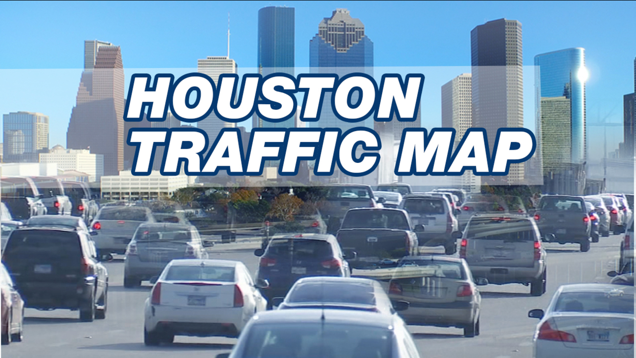 Traffic Map Houston Texas Houston traffic: Check Houston traffic map for current road