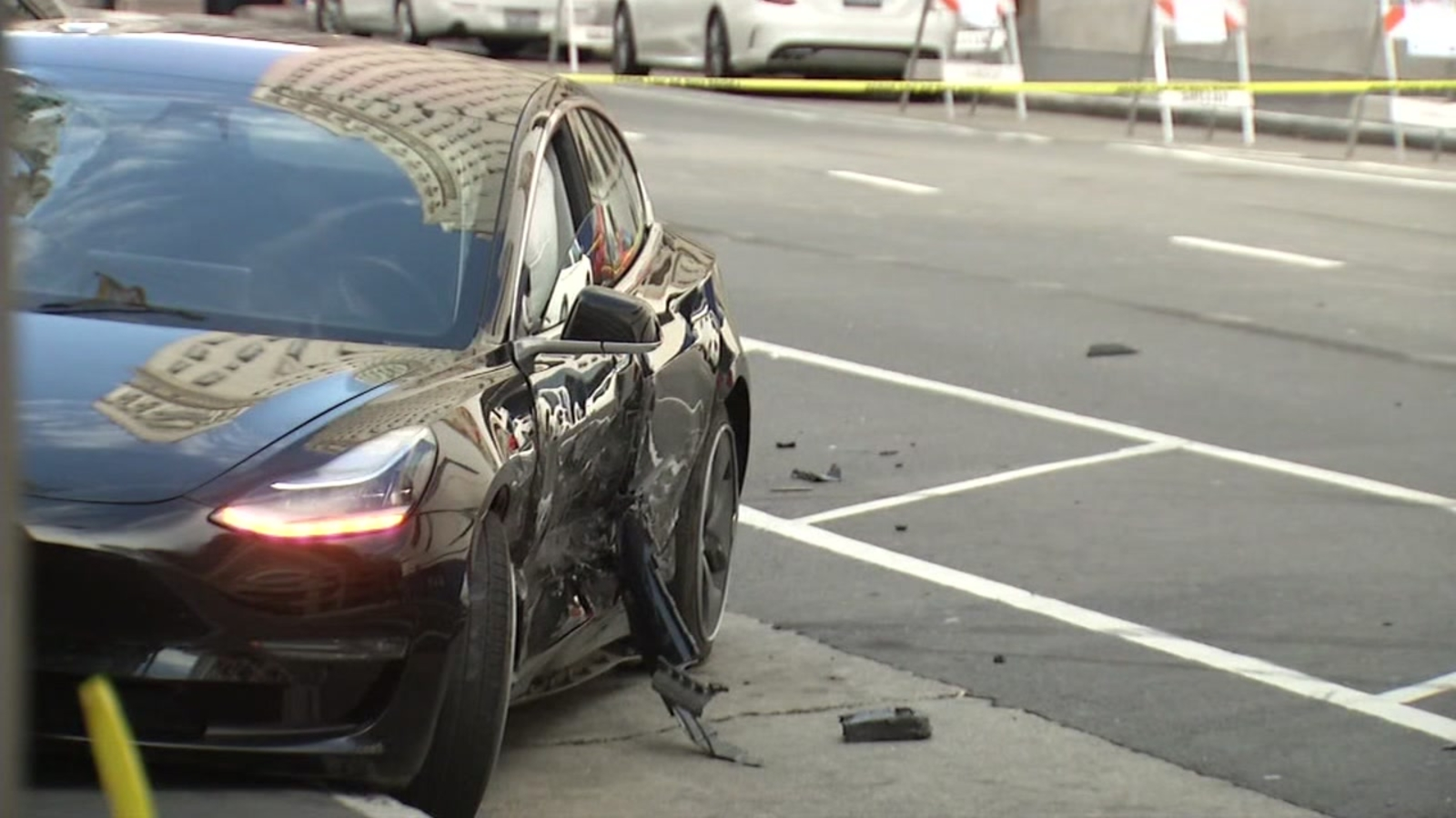 Tesla driver in San Francisco crash that killed man from Central Valley used Getaround app