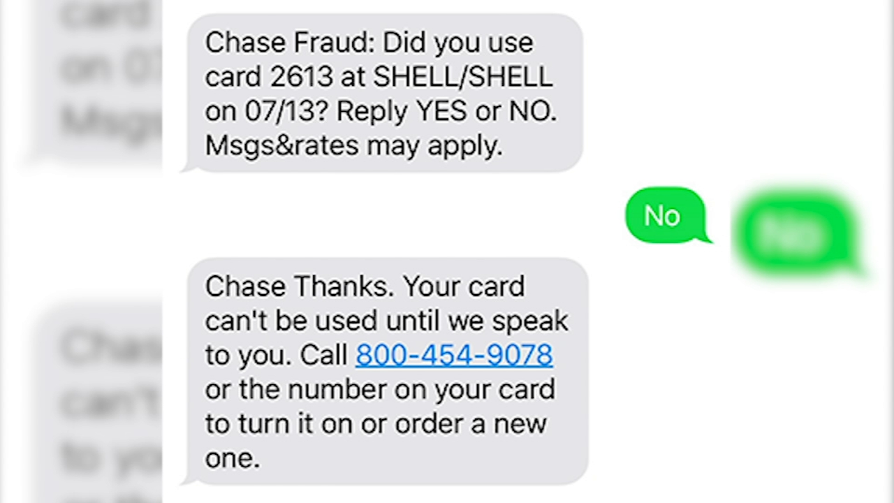 Real Time Text Alerts Crucial For Fighting Credit Card Fraud Abc7 Chicago