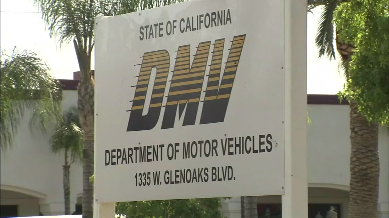 DMV to send letters to California residents who may not have