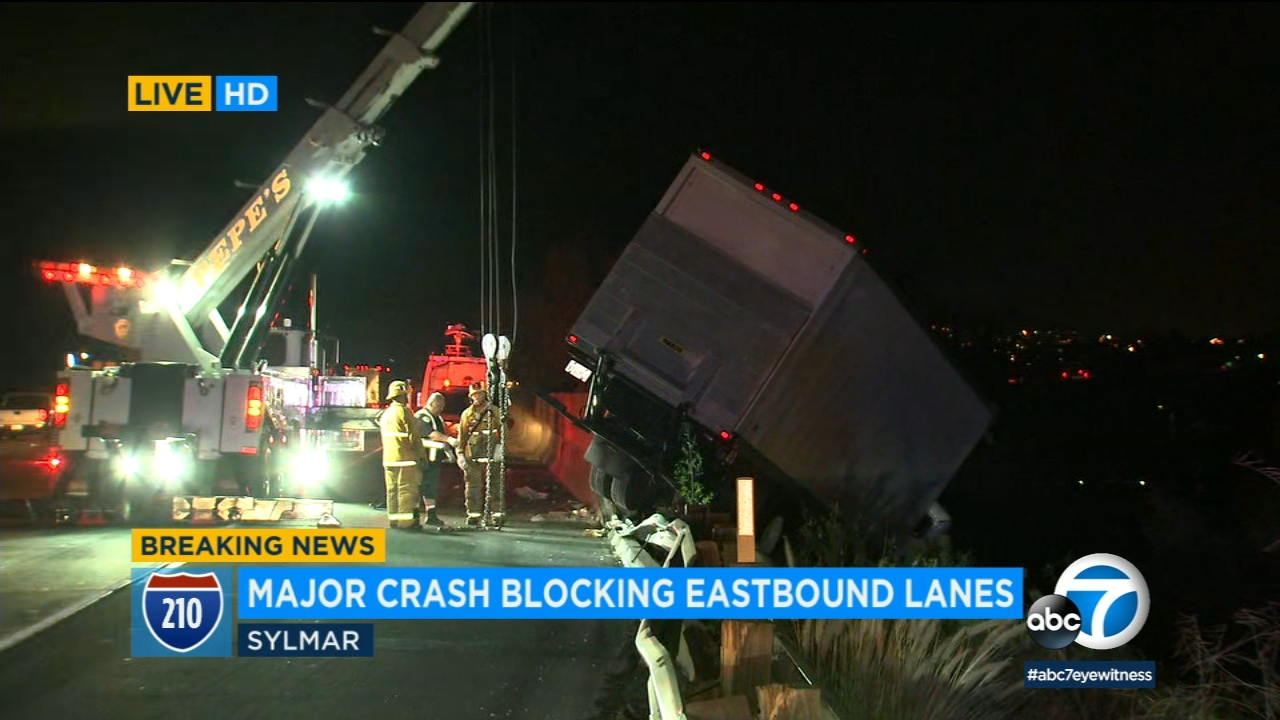 Los Angeles and Southern California Traffic   abc7 com