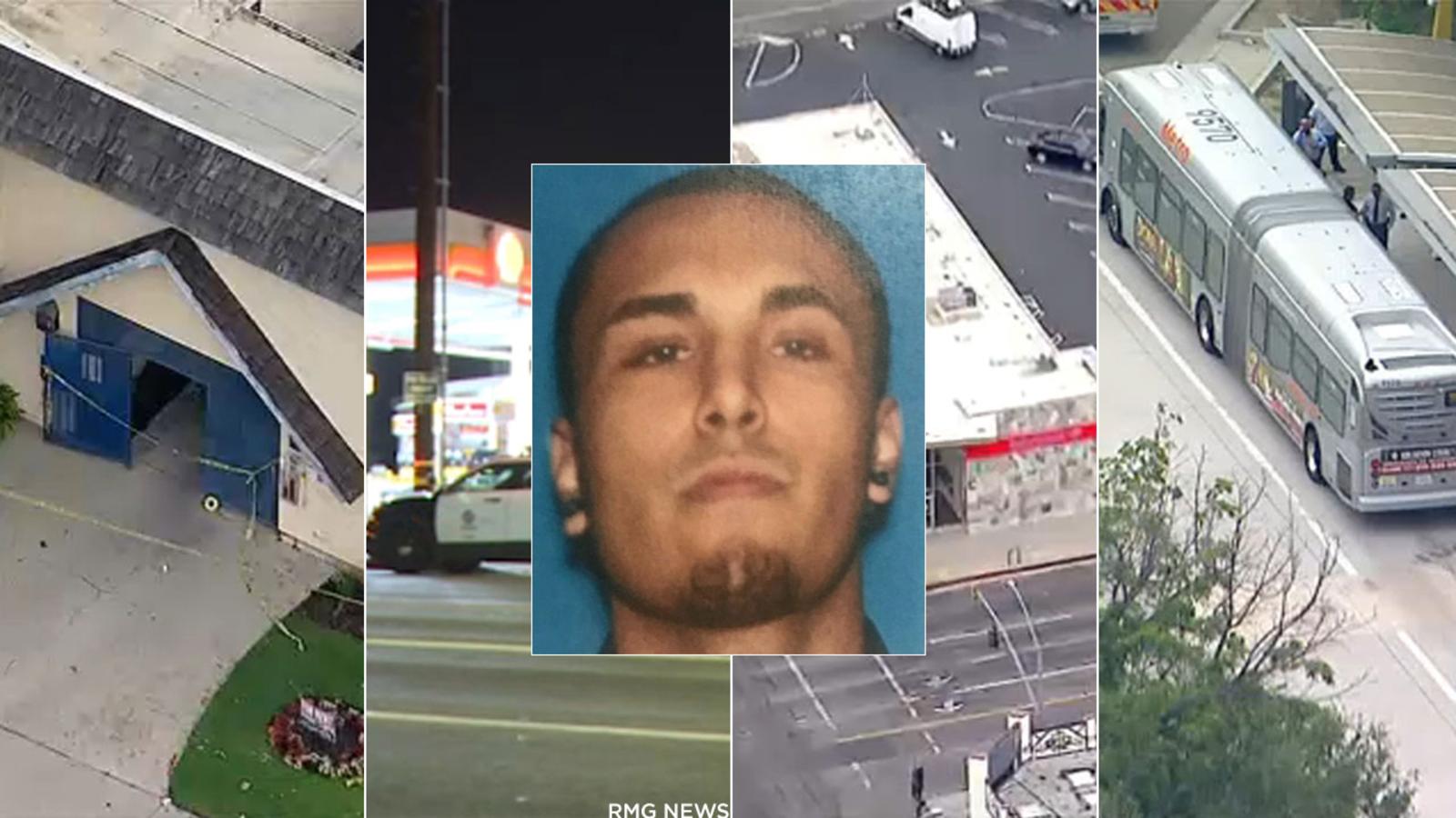 Canoga Park shooting Gerry Dean Zaragoza, San Fernando Valley ...