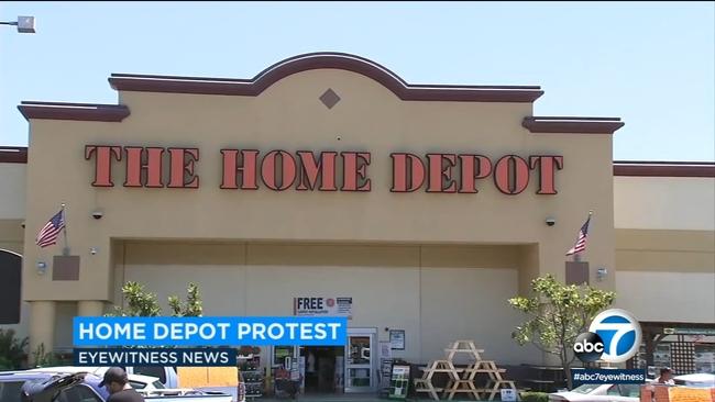 Home depot | abc7 com