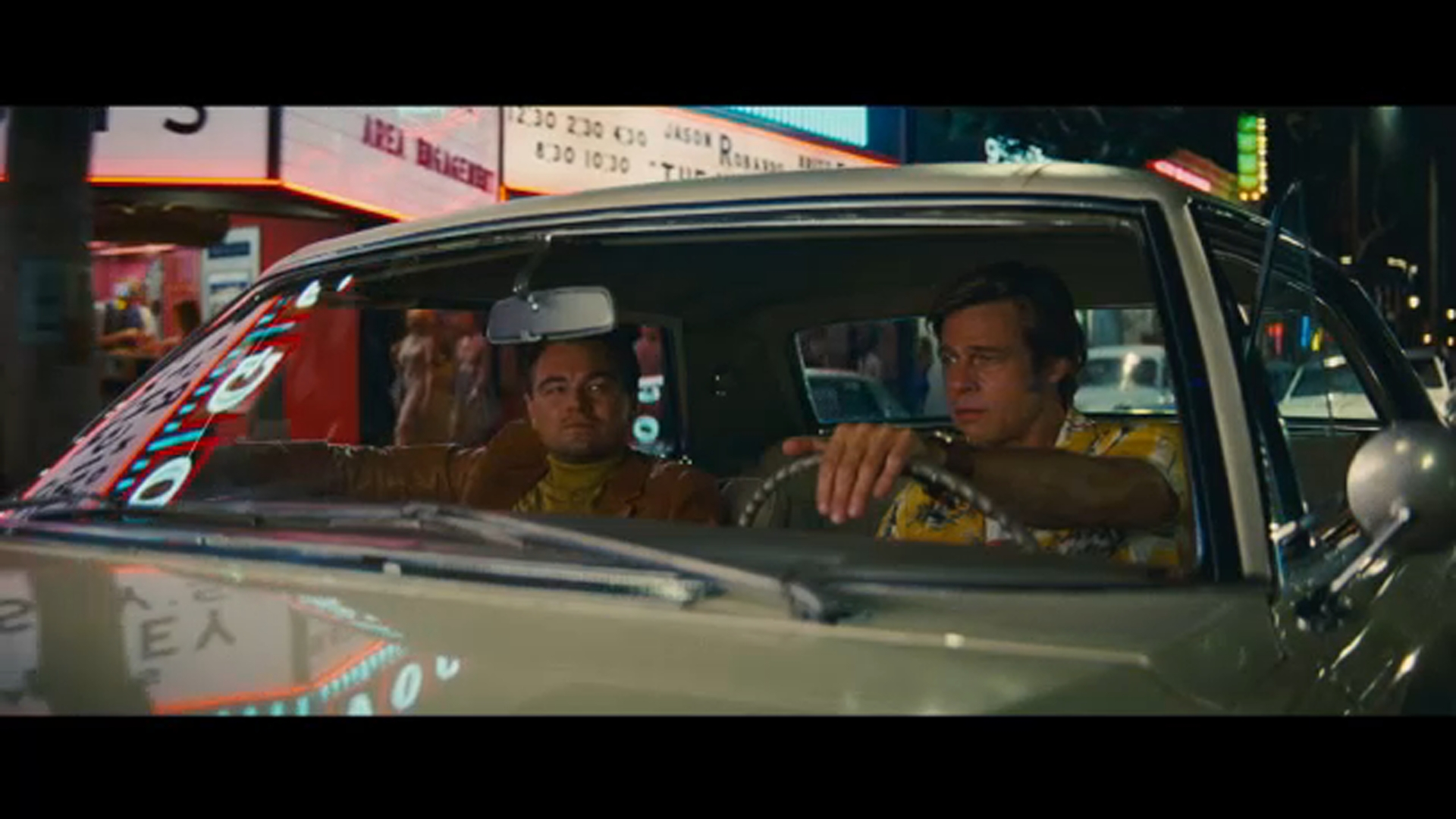 Sandy Kenyon S Movie Review Once Upon A Time In Hollywood