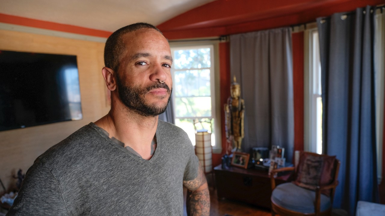 Tristan Harvey's father lived in this rent-controlled apartment for 40 years, but never transferred the lease.