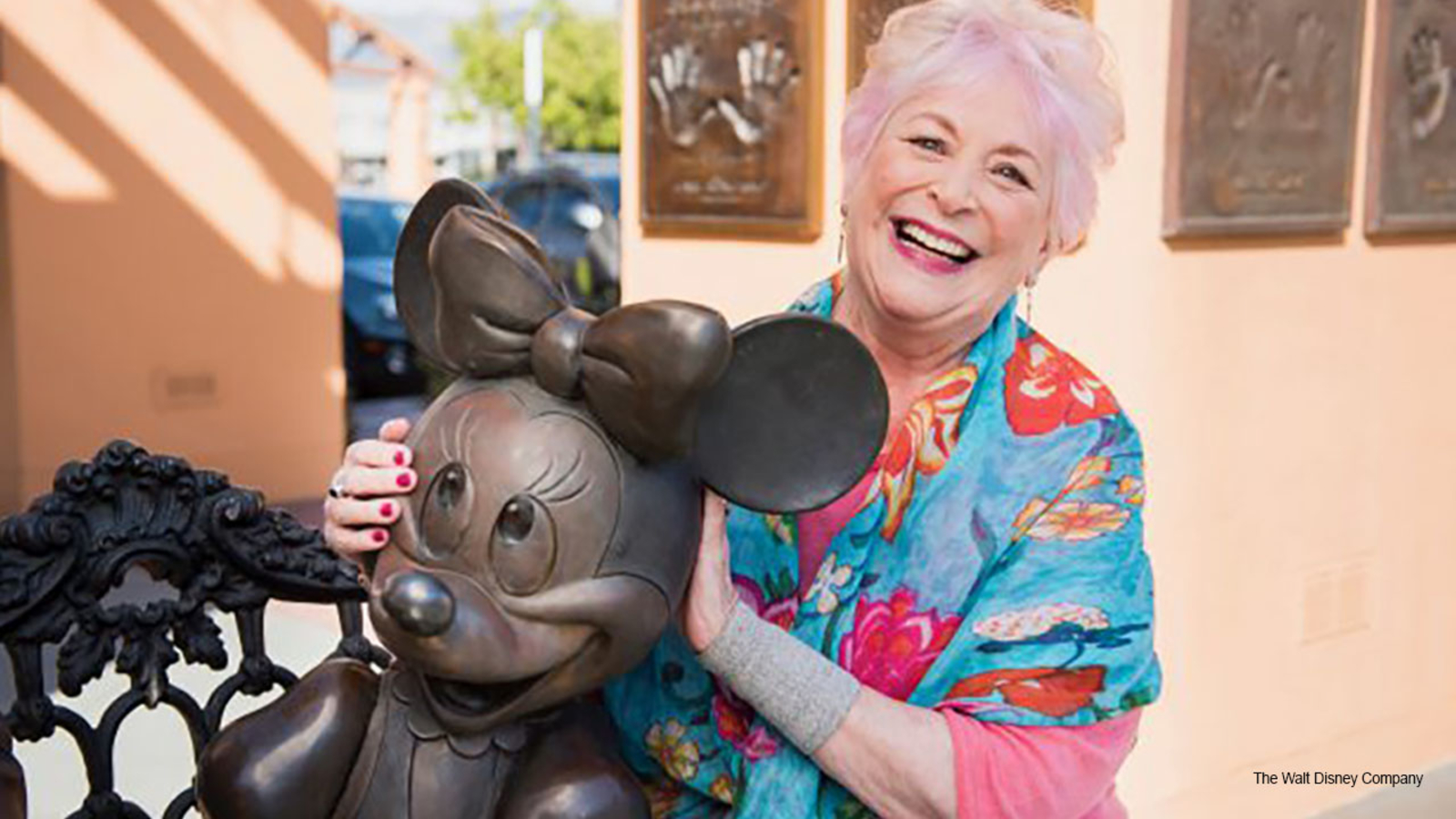 Russi Taylor, the official voice of Minnie Mouse, dies at 75