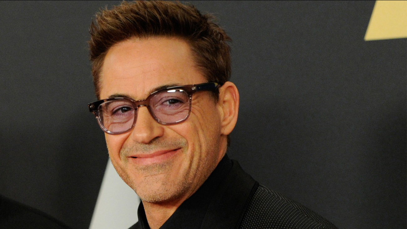 Robert Downey Jr. arrives at the 6th annual Governors Awards at the Hollywood and Highland Center on Saturday, Nov. 8, 2014 in Los Angeles.
