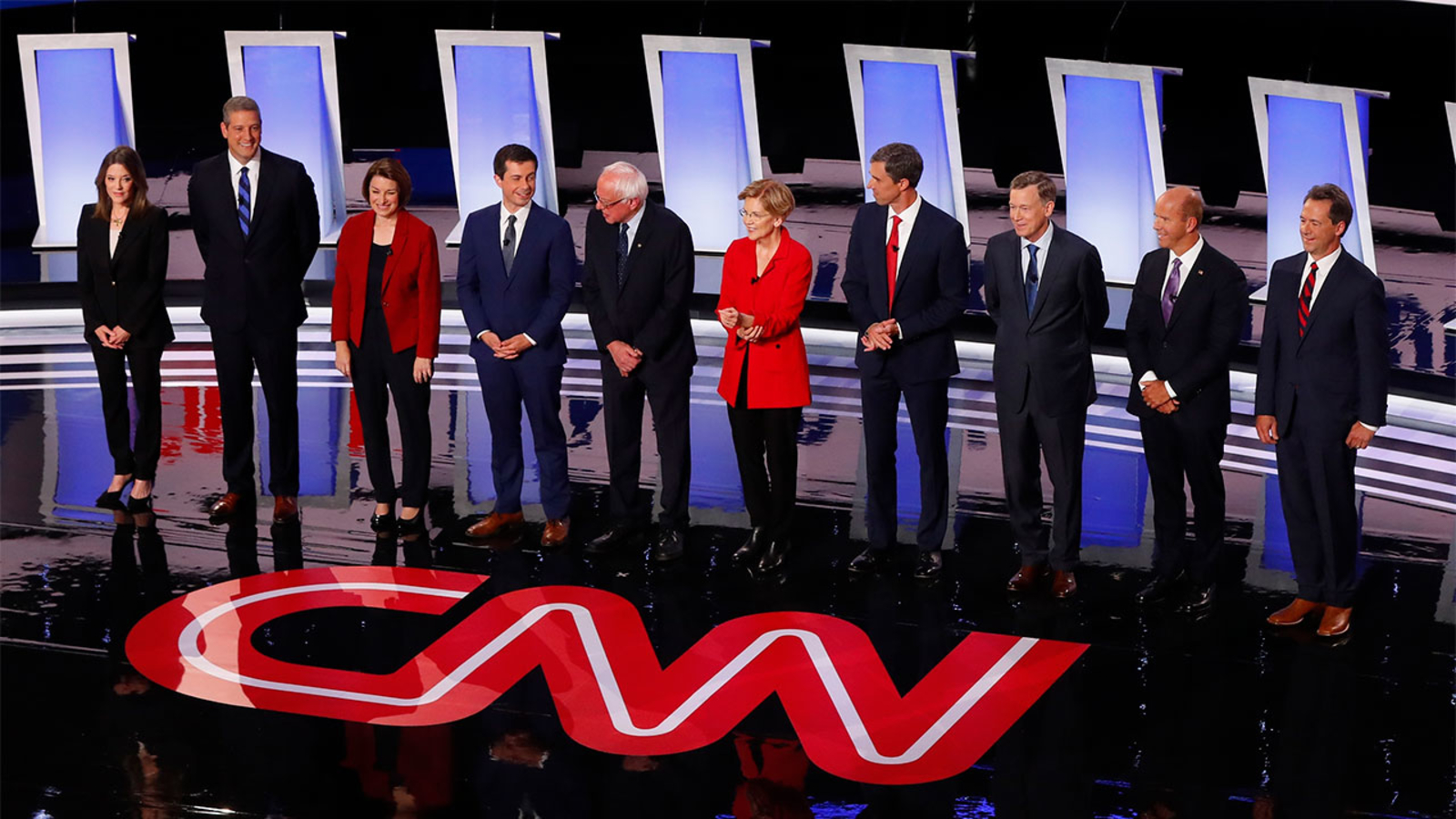 Democratic Debate Fact Checking Claims From 2020