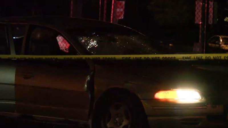 3 children hit by car on Sunrise Highway in Lindenhurst, Suffolk County