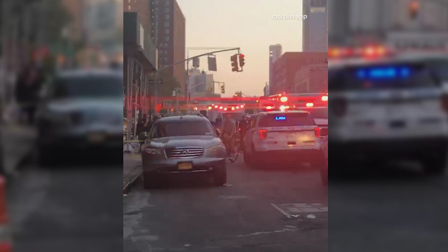 NYC Weather: Severe thunderstorms hit the area | abc7ny com
