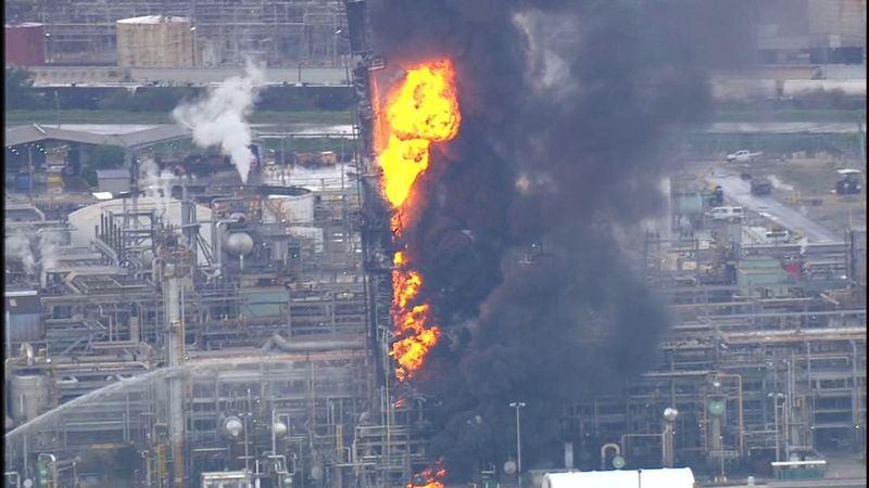 How to file a claim in the ExxonMobil Baytown fire | abc13 com