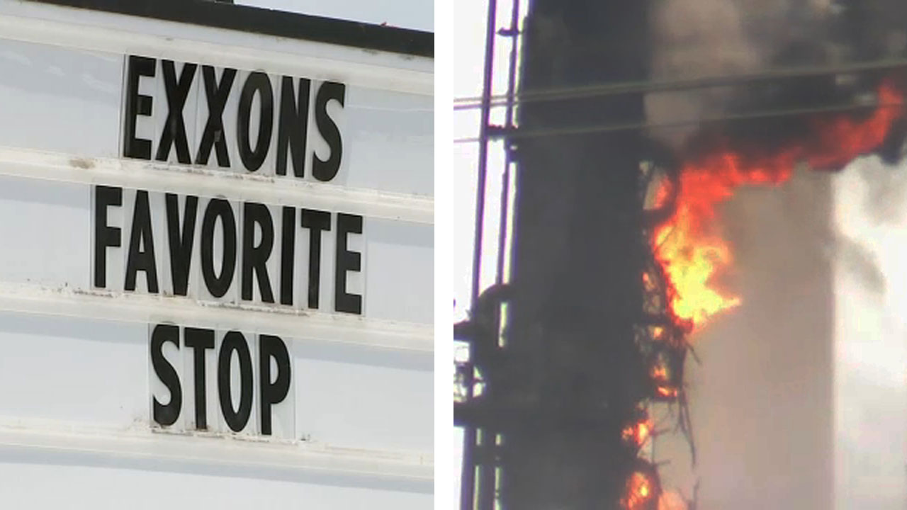 ExxonMobil plant fire in Baytown leaves 66 workers seeking