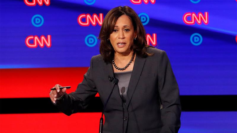 September Democratic Debate Offers Kamala Harris Chance To Regain Momentum In 2020 Presidential Race Abc7 San Francisco