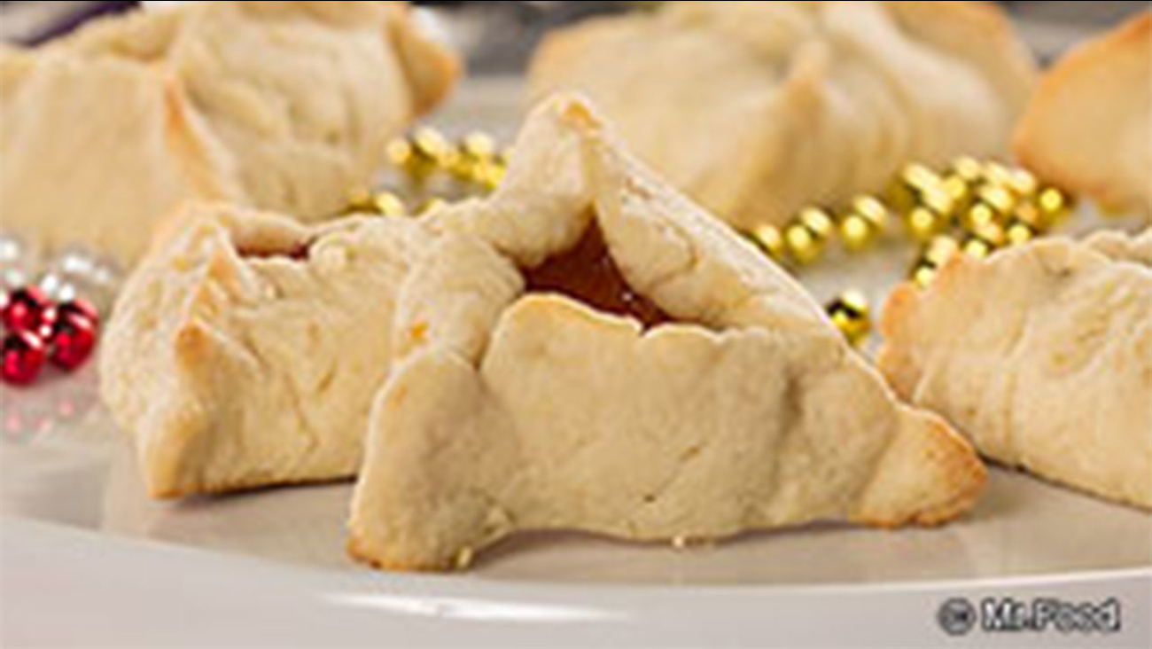 Triangle Hat Cookies - Mr. Food recipe