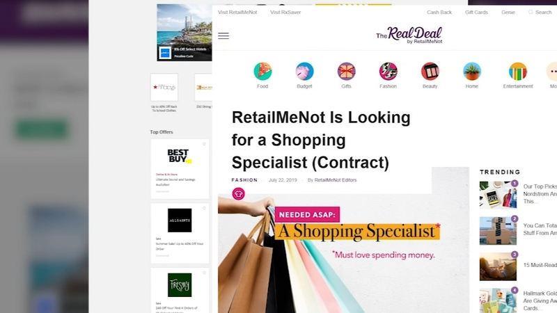 How Much Do Web Coupons Tell Retailers >> Retailmenot Will Pay You 5 000 To Go Shopping