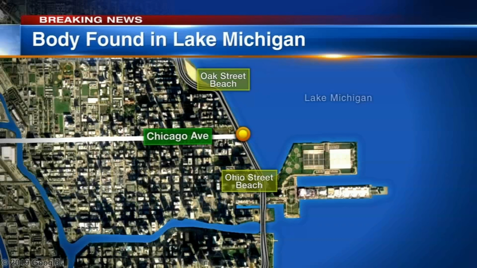 Body pulled from Lake Michigan near Gold Coast | Chicago