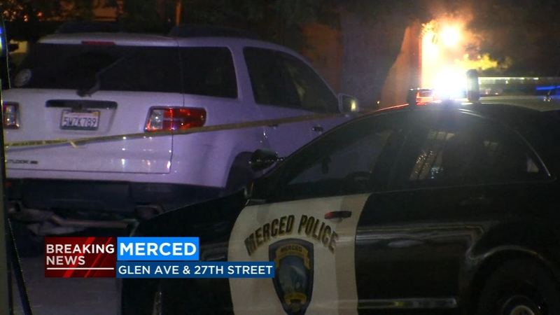 Police investigate shooting that injured two people in Merced