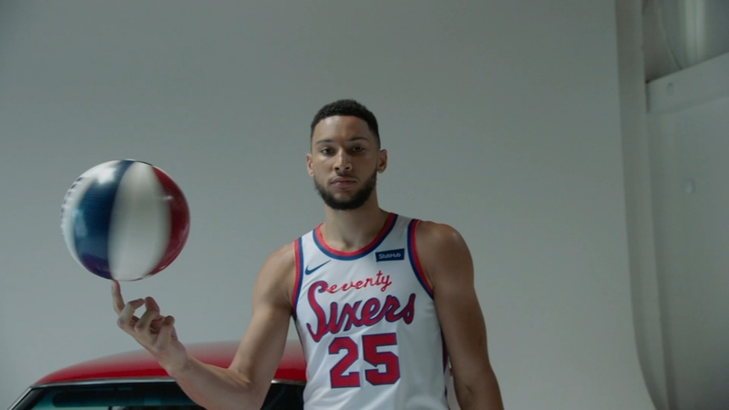 best website d3f50 d71ca 76ers unveil Classic Edition uniforms
