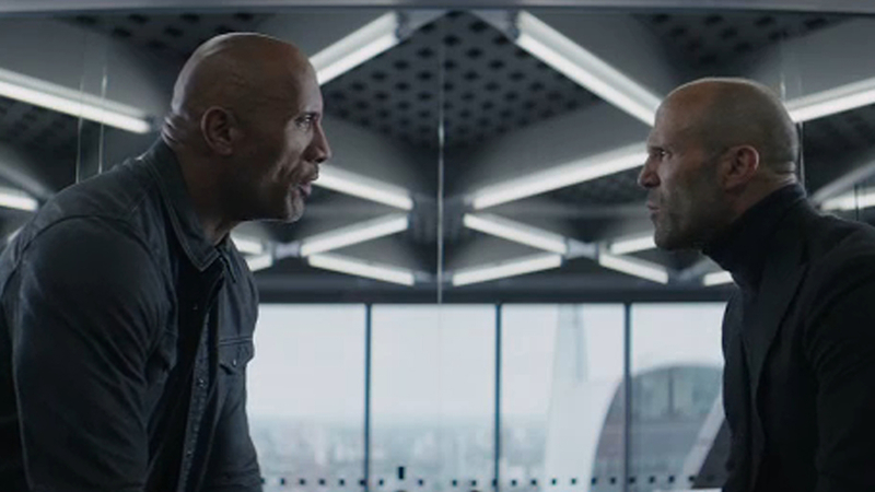 Movie Review: Sandy Kenyon says 'Hobbs & Shaw' defines 'over the top'