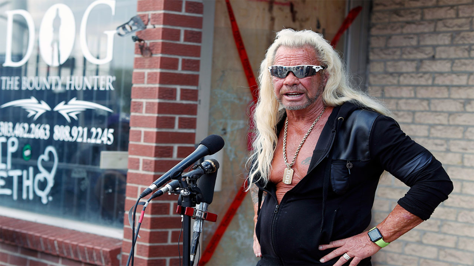 Dog The Bounty Hunter S Edgewater Colorado Store Burglarized