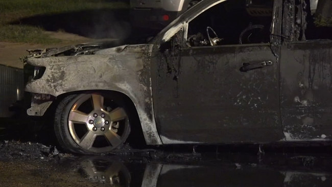 Car fire | abc13 com