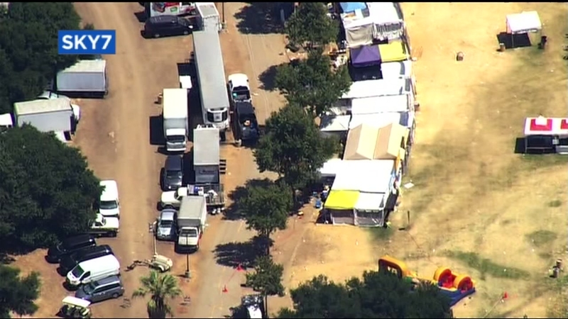 Park remains closed after shooting at Gilroy Garlic Festival