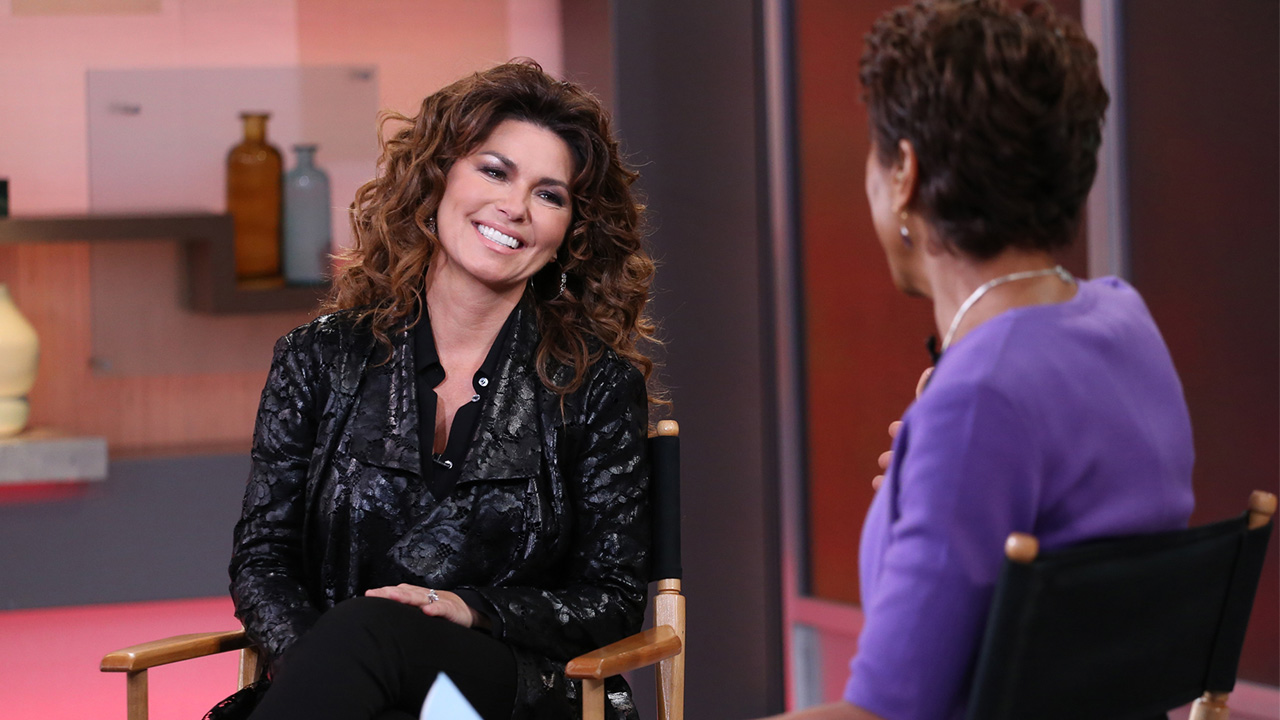 Shania Twain announced her first and final North American tour in 11 years on 'Good Morning America' Wednesday, March 4, 2015.