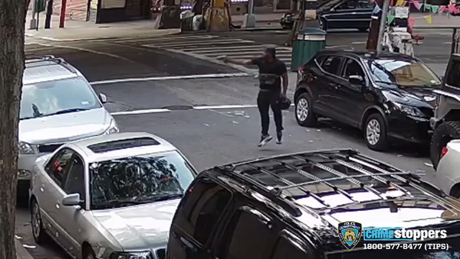 Police looking for 3 men involved in a shootout in the Bronx