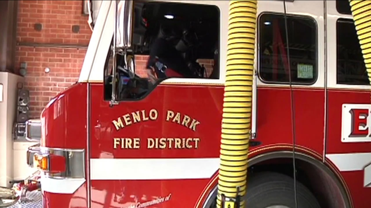 Menlo Park-based social media giant Facebook is funding technology upgrades for the city's fire district.