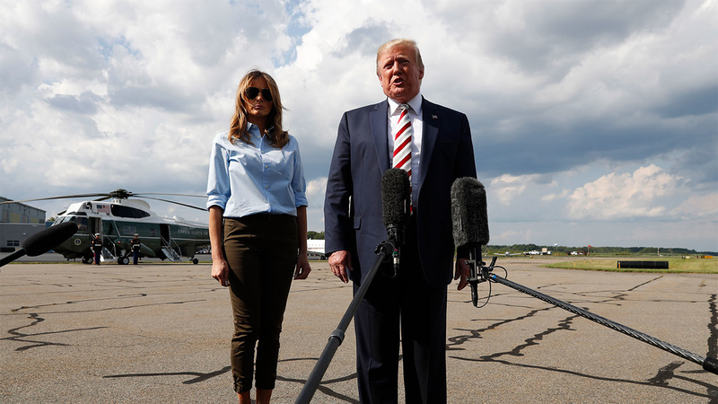 Trump says 'hate has no place in our country' after Dayton, El Paso  shootings