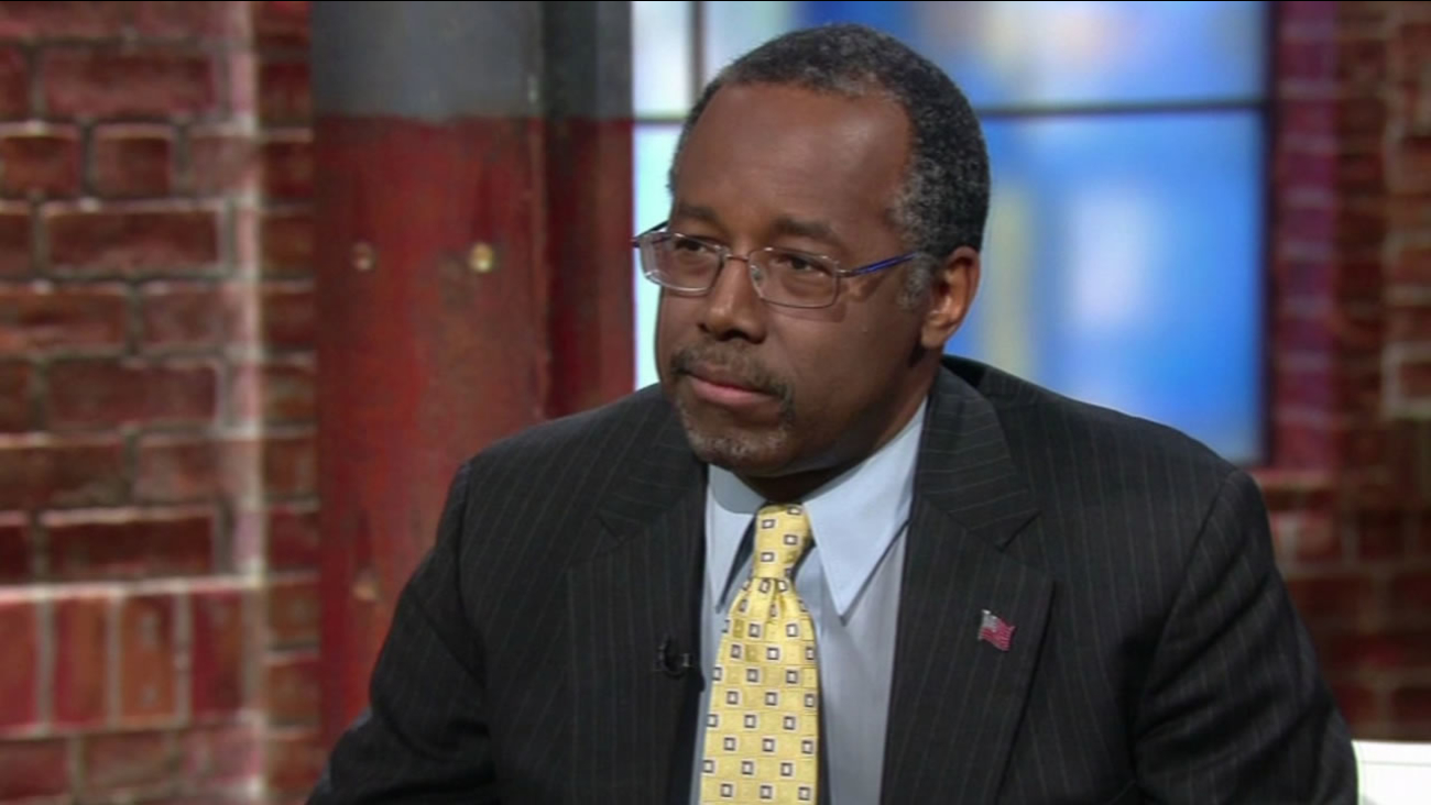 "Possible Republican 2016 nomination candidate Ben Carson is making waves after he made the comment that being gay is ""absolutely"" a choice."