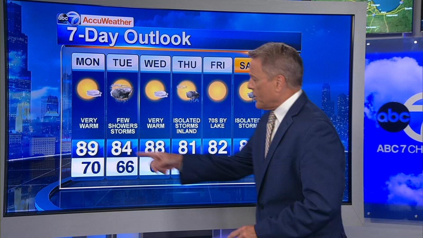 Madison : Joliet illinois weather 10 day forecast